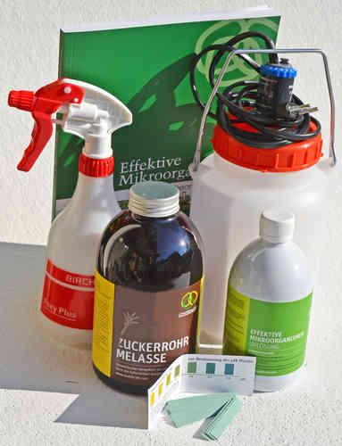 effektive mikroorganismen ema einsteiger set 2 liter. Black Bedroom Furniture Sets. Home Design Ideas